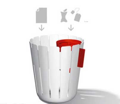 天天洁--了解环保--家用分类垃圾桶--天天洁环保网