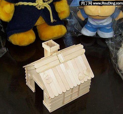 手工制作小房子--天天洁