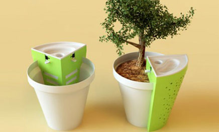 废纸盒手工制作小杯子