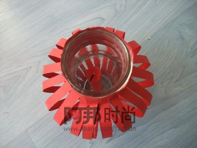 大红灯笼造型 - 新年中空