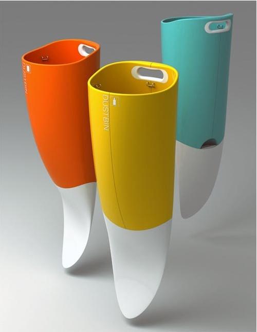 产品设计 垃圾桶