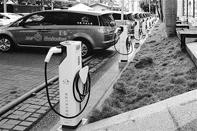 电动汽车充电的电压要求一般的
